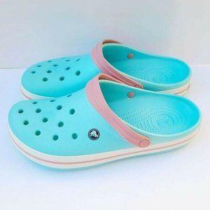 NEW Crocs Crocband 11016-4S3 Size M9 W11